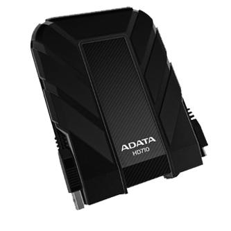 """AData AHD710-1TU3-CBK DashDrive External 2.5"""" 1TB"""